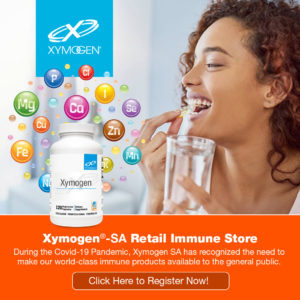 Register now on the Xymogen SA Retail Immune Support Store